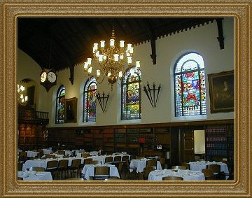 Convocation Hall in Osgoode Hall