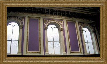 Osgoode Hall Courtroom 4 Windows