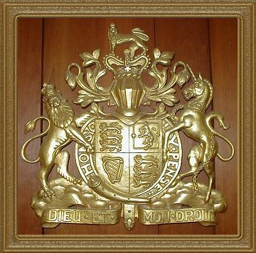 Osgoode Hall Coat of Arms