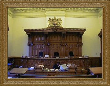 Osgoode Hall Courtroom 2