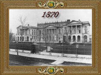 Osgoode Hall in 1870