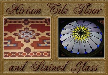 Tiles and Stained Glass
