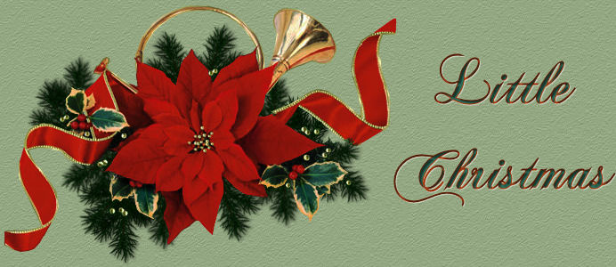 When Is Little Christmas.Still Waters Notes From A Virginia Shire Little Christmas
